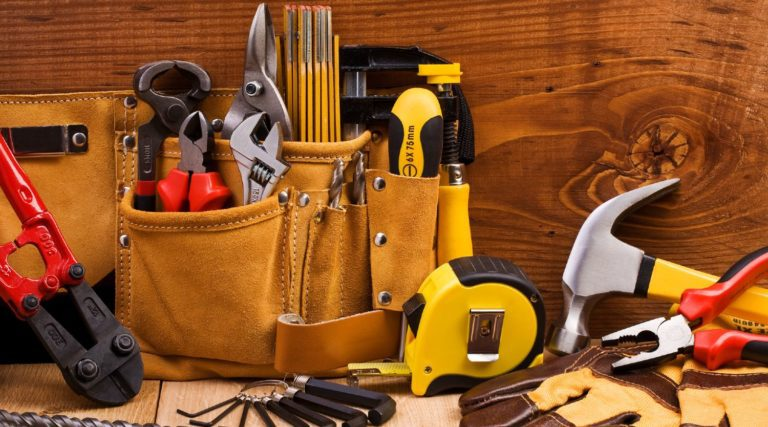 Assortment of must-have power tools for homeowners