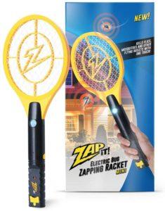 ZAP IT! Rechargeable Bug Zapper