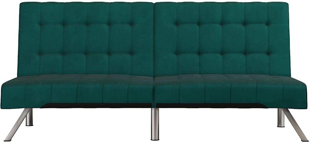 Green futon